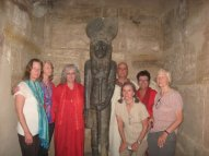 Egypt-Karnak-SekhmetChapel-Group-Nov2013-2.jpg (7387 bytes)