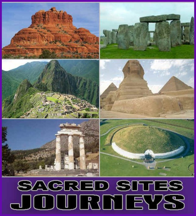 Sacred Sites Journeys